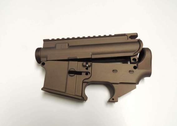 AR-15 Upper and 80 Percent Lower Receiver Set