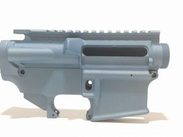 AR-15 Upper and 80% Lower Receiver Set