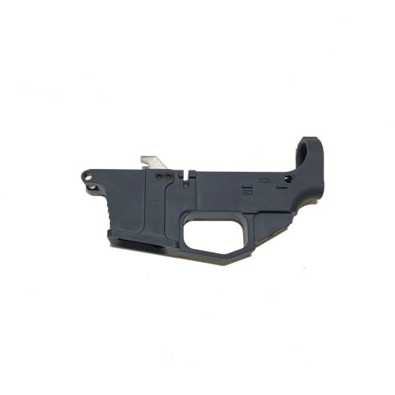 9MM 80% Lower Receiver- Black