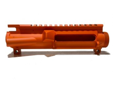 AR-15 Blood Orange Upper Receiver