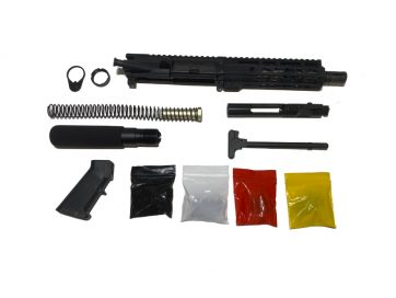 AR-15 Pistol KIT Assembly