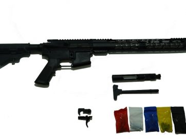 AR-15 Rifle Kit Assembly