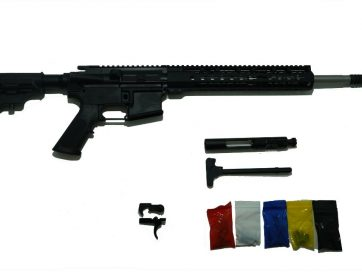 80% AR-15 Rifle Kit