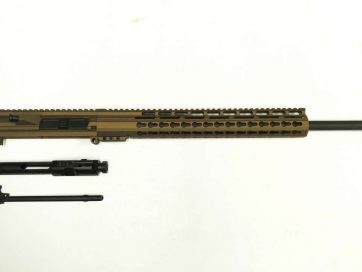 .308 Cerakote Burnt Bronze Upper Assembly