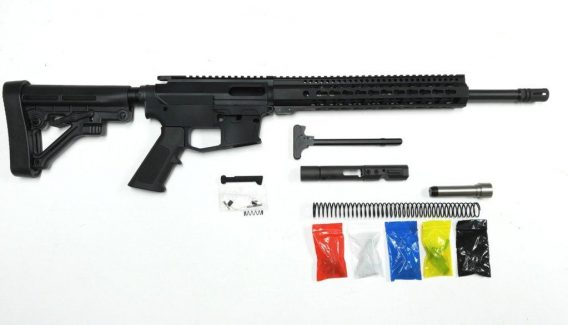 9mm rifle kit