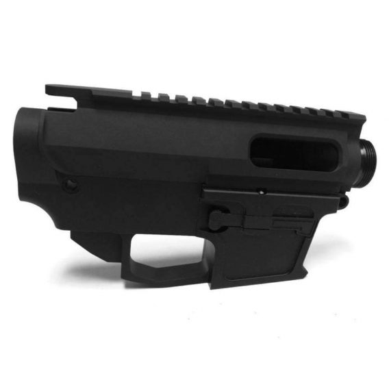 9MM 80% Lower Receiver