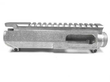 9MM Upper Receiver - Raw