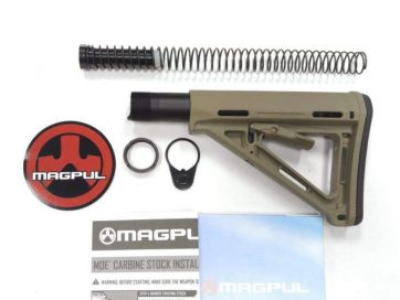 AR-15 MAGPUL MOE Stock Kit