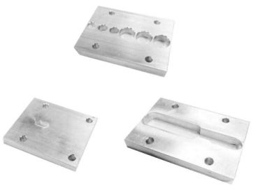 9mm/AR-15 Milling Plates